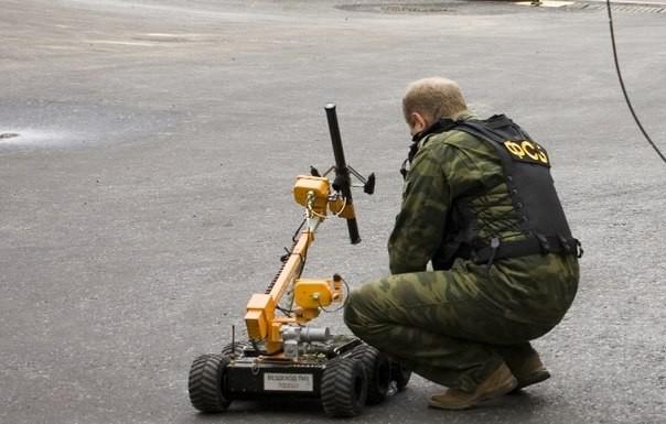 В пакетах из Металлостроя вместо бомбы нашли датчик слежения