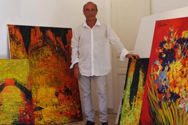 Выставка художника Марка Каплана. Вход свободный