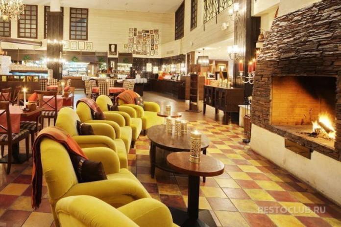 Рестораны с камином СПб