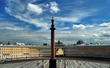 Обзорная экскурсия по Санкт-Петербургу за один день