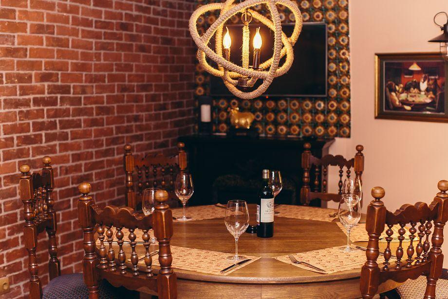 Рестораны с камином СПб. Топ-5