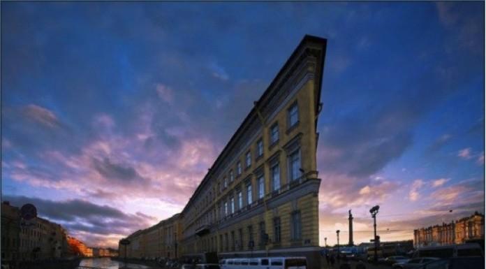 Необычные дома Петербурга фото