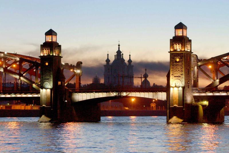 История Санкт-Петербурга фото города