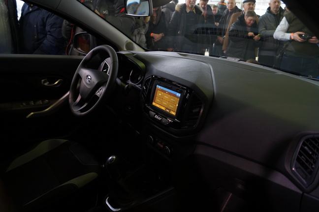 На Lada Xray в Петербурге оставили более 400 заявок
