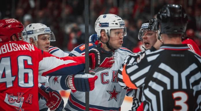СКА сравнял счёт в противостоянии с «Локомотивом»