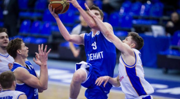 Баскетбольный «Зенит» сыграет с «Пармой» в финале Кубка России
