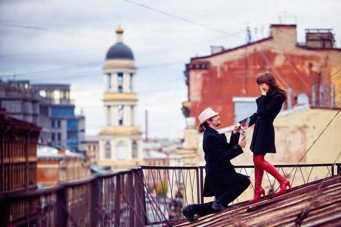 Афиша СПб. Фильмы про настоящую любовь