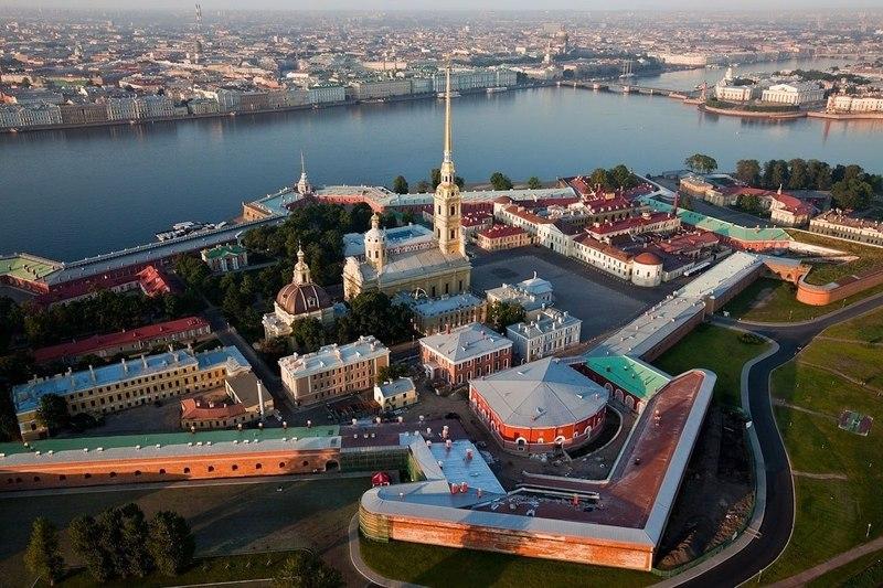 Экспозиция «История Петербурга-Петрограда» откроется в Петропавловской крепости