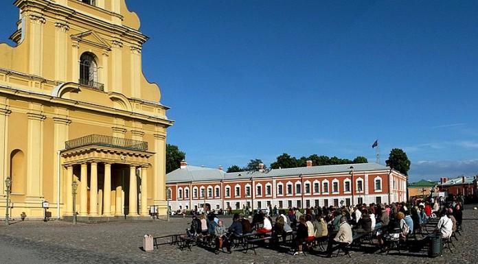 В Петропавловской крепости дадут карильонный концерт