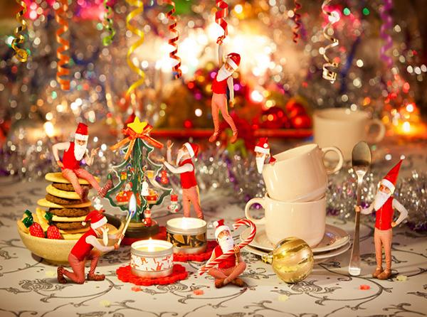Рождественская ярмарка в Санкт-Петербурге 2015-2016