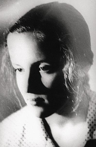 Фотография Анастасии Кузнецовой (1989 г.) хранилась у Иосифа Бродского. Предоставлена Гариком Восковым