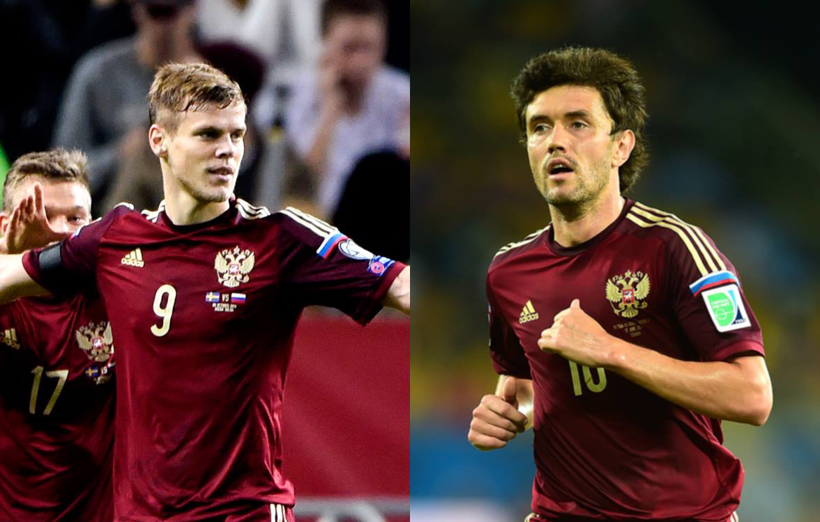 «Зенит» и «Динамо» достигли договоренности о трансфере Жиркова и Кокорина