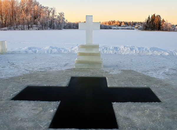Адреса крещенских купелей в Петербурге