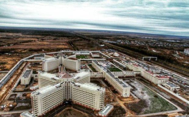 Кресты-2 - самая уютная тюрьма в России