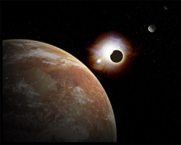 Парад планет в Петербурге можно будет наблюдать