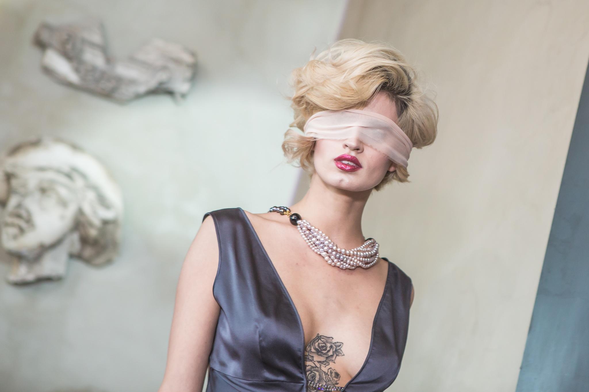 Модный показ СПб