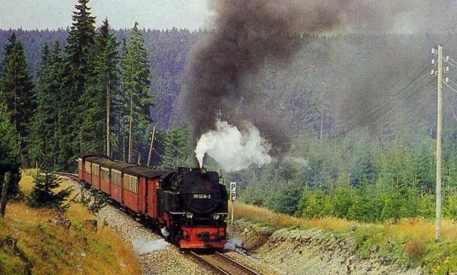 В Карелии запустят туристический ретропоезд