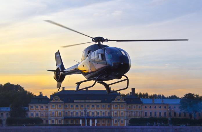 Полет на вертолете СПб. Сервис по заказу вертолетов и самолетов