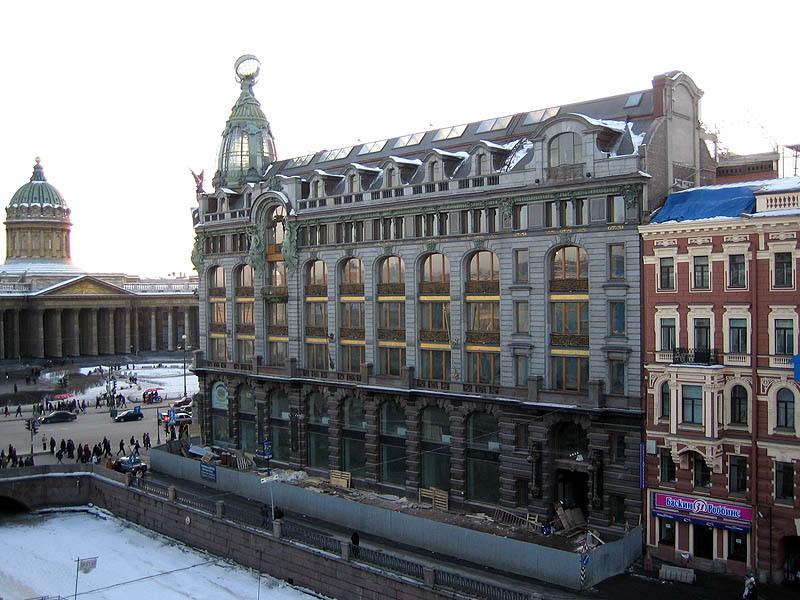 Звездные питерские квартиры фото и стоимость
