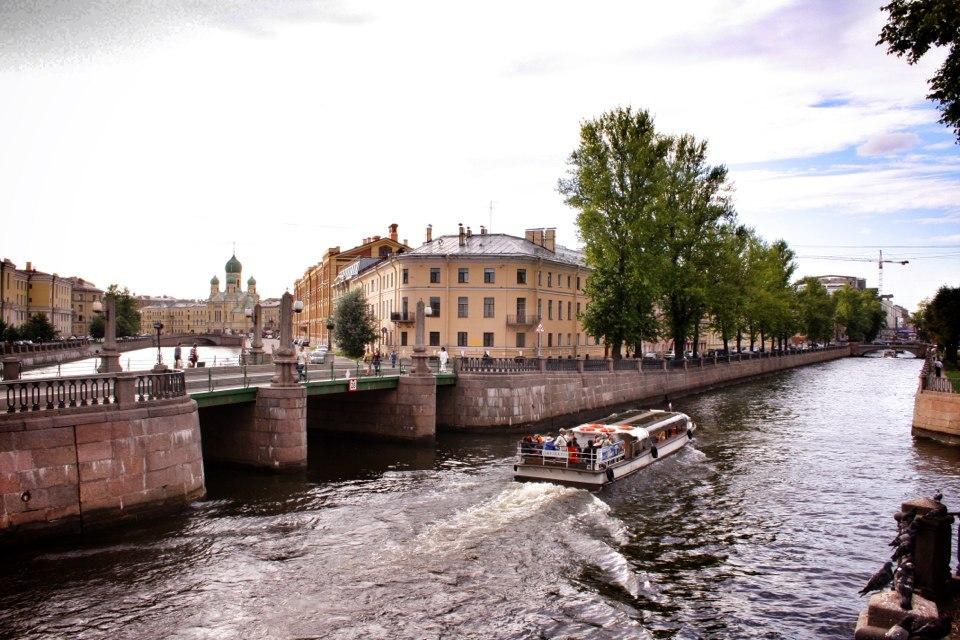 Семимостье - место исполнения желаний в Петербурге