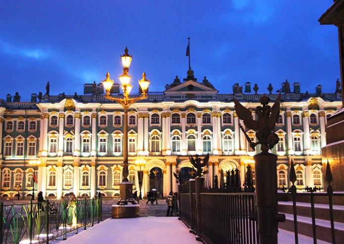 Экскурсия выходного дня в Санкт-Петербурге