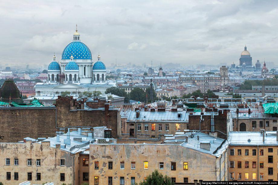 Самые необычные экскурсии по Петербургу