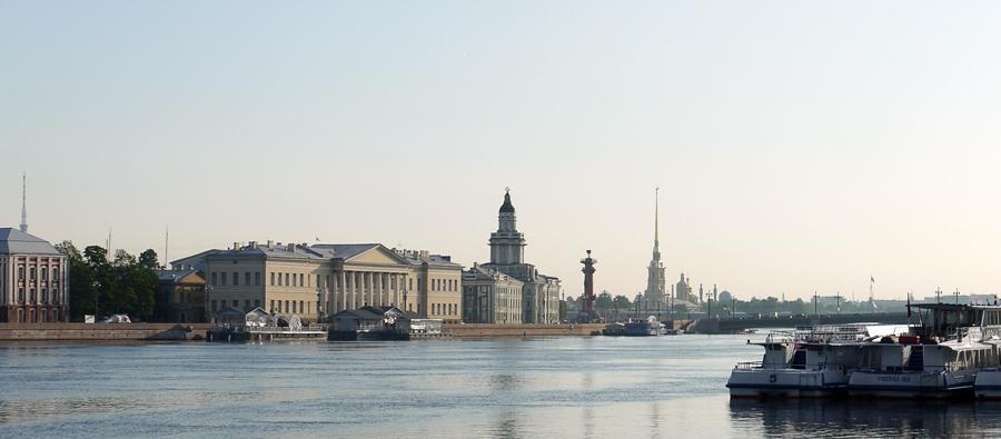 На обложке National Geographic планируют разместить Петербург