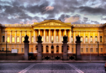 Санкт-Петербург музеи города. Топ-10