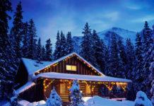 снять дом на новый год в подмосковье