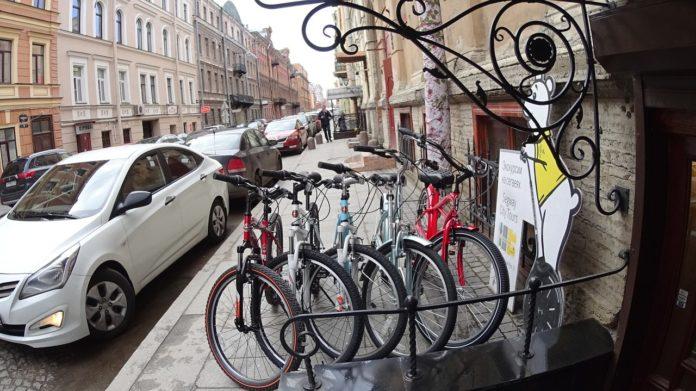 Прокат велосипедов в СПБ. Где покататься на велосипеде в СПб